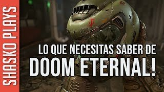 Todo lo que necesitas saber antes de Doom Eternal - La Historia