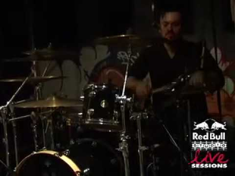 Shihad - One Will Hear The Other - Red Bull Studios 2008