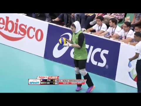 U23: Philippines vs. Iran Set 1