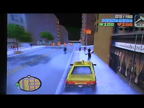 Grand Theft Auto 3 PS2 Gameplay - YouTube