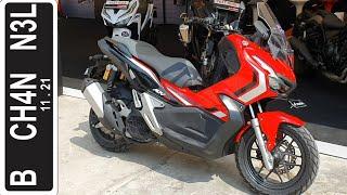 In Depth Tour Honda ADV 150 ABS #GIIAS2019 - Indonesia