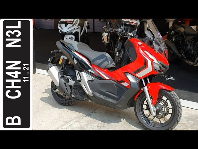 In Depth Tour Honda ADV 150 ABS #GIIAS2019 - Indonesia