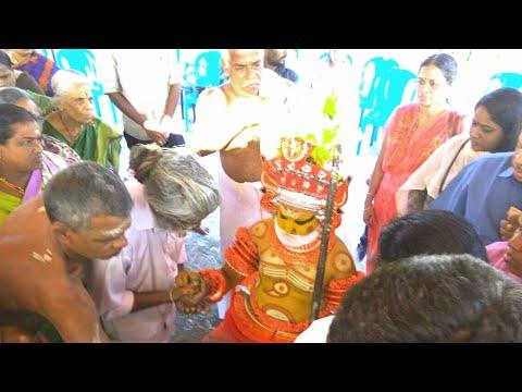 ParassiniKKadavu Muthappan Theyyam