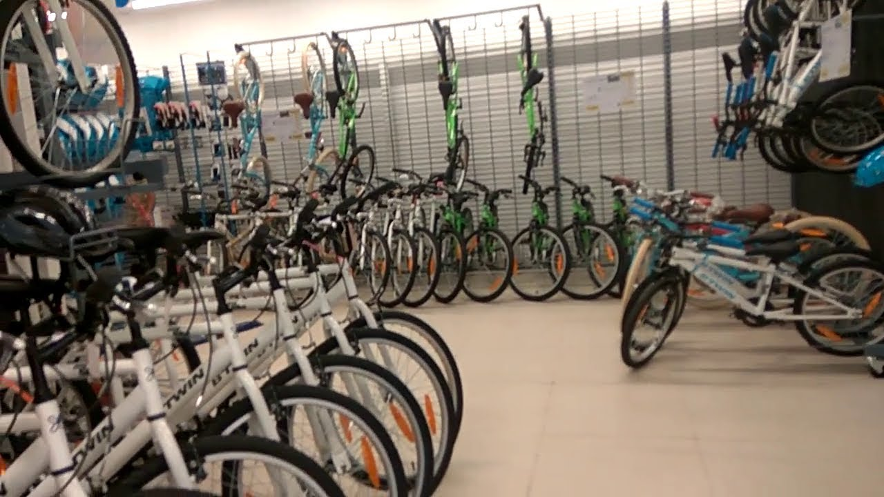 decathlon bikes near me