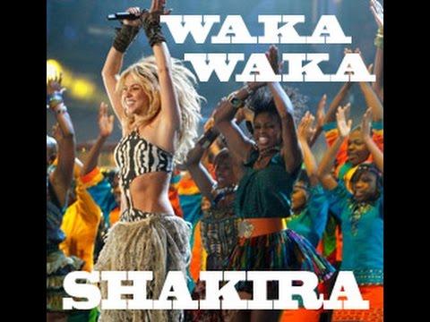 Shakira - Waka Waka  (This Time for Africa) 1 HOUR