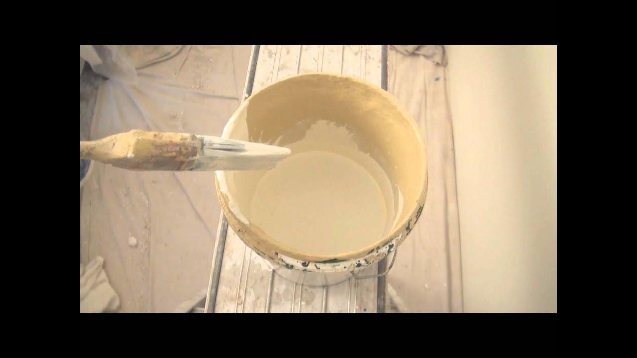 Painting Tip - How to load a paint brush - YouTube
