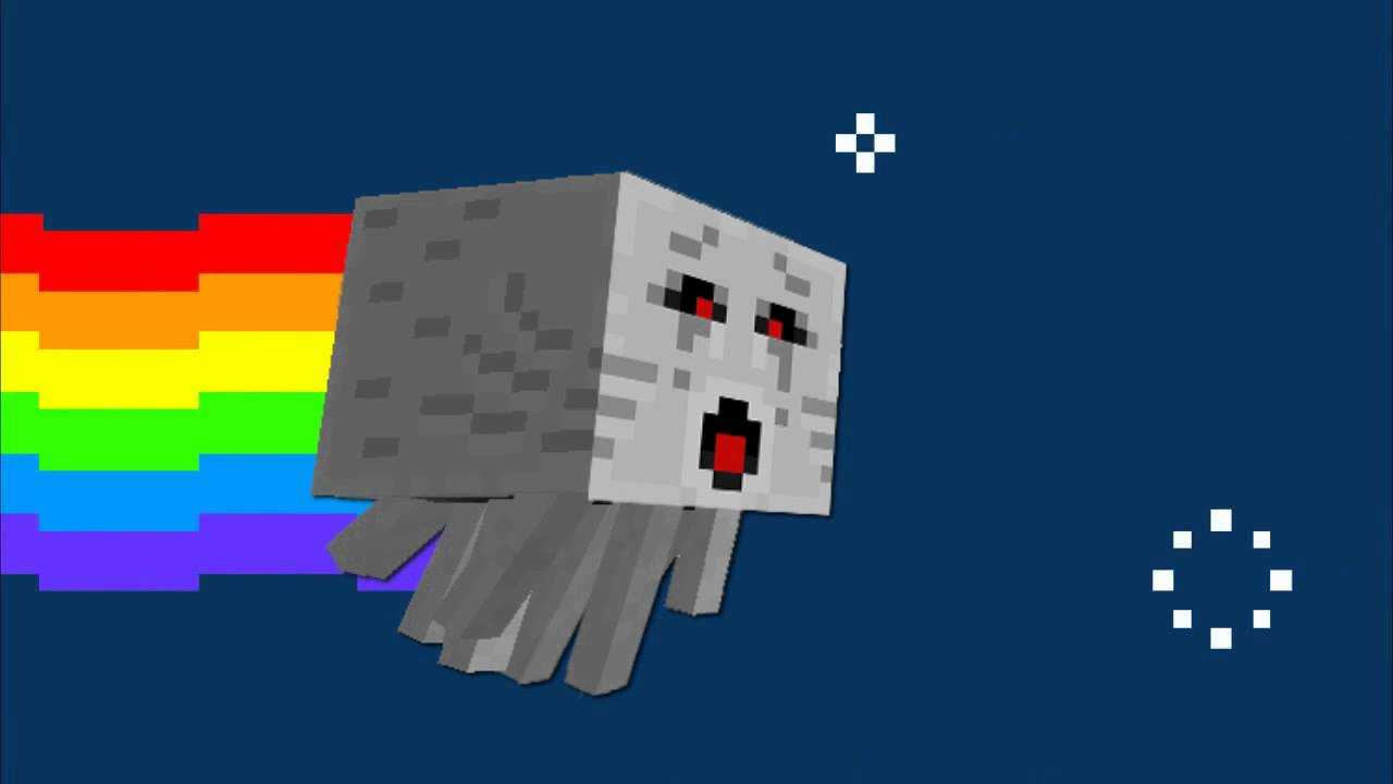 Nyan Ghast Original Youtube