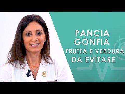 PANCIA GONFIA: Frutta e Verdura da Evitare e Consigliata