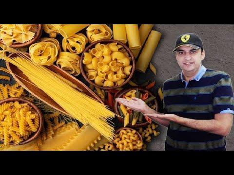 Food I would like to try Pasta اصل وفصل المكرونة