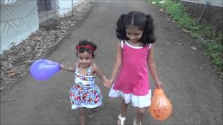 Eva and Sia in Kannam Thumbi Poramo - Kakkothi Kaavile Appooppan Thaadikal