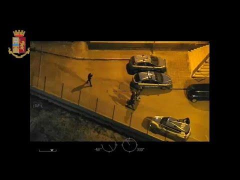 Bari, 21 arresti nel blitz antimafia