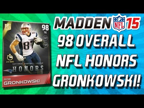 Madden 15 Ultimate Team - 98 OVERALL SUPERGRONK! THOMAS DAVIS! - MUT 15