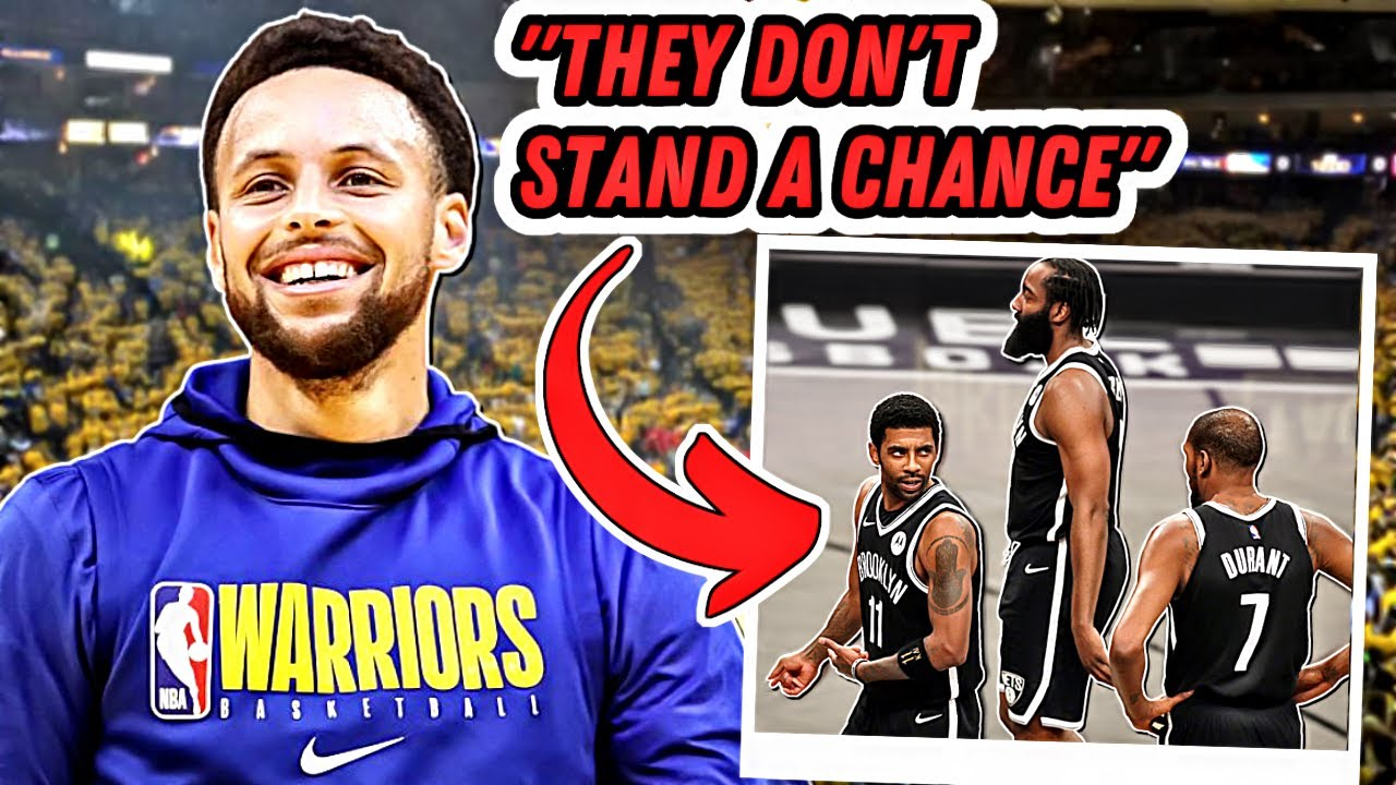 THIS IS HOW The 2022 Golden State Warriors Can BEAT The Brooklyn Nets