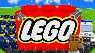 DIESES LEGO HAUS HAT VIELE FALLEN!