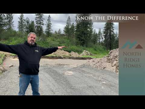 Custom Home Series - Episode 58: Soil Conditions and Underground Springs