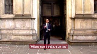 Beppe Sala fa il cicerone: