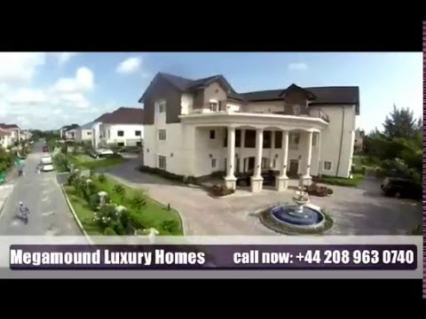Megamound Luxury properties, Lekki Nigeria