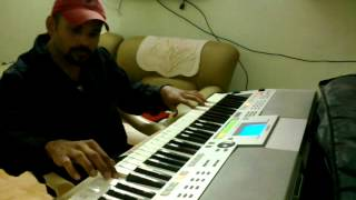 Suno na instrumental remix on keyboard  (from film -- Jhankar beats)- By VIKRAM MAGOO
