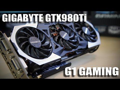 Gigabyte GTX980Ti G1 Gaming Review! CUSTOM PCB TIME!