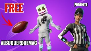 SHOP FORTNITE-TODAY'S STORE 02/02 UPDATED | NEW FREE ITEMS NEW GESTURES NFL FOOTBALL SKINS