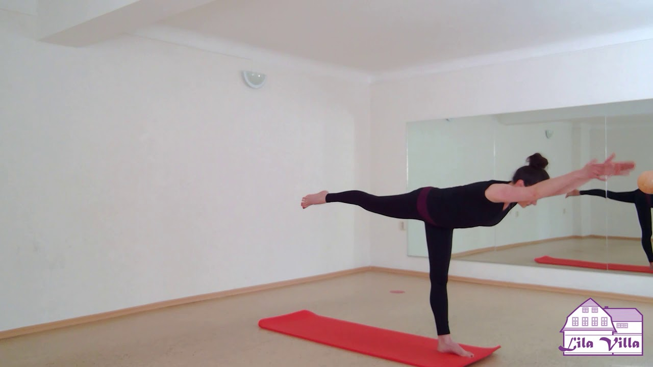Yoga Entspannungsübungen