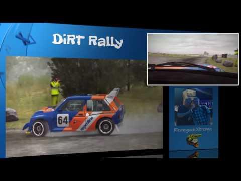 DiRT Rally PlayStation Forum League - Waldaufstieg / MG Metro 6R4