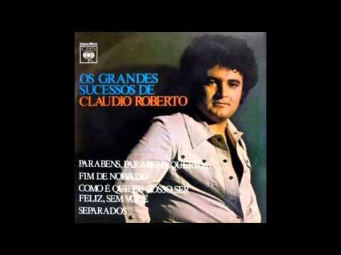 Claudio Roberto  -  Os Grandes Sucessos - ( Compacto ) 1976