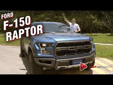 Avaliação Ford F-150 Raptor 2019  | Top Speed