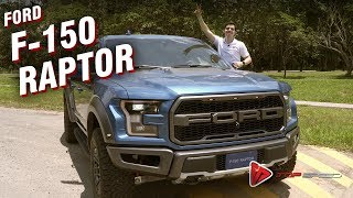 Ford F-150 Raptor  | Top Speed