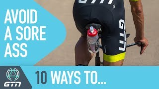 10 Ways To Avoid A Sore Ass When Cycling | Cycling Tips For Triathletes