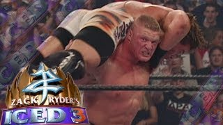 Download Video Zack Ryder's Iced 3 - June 2013, King of Ring 6/23/02 - Brock Lesnar vs RVD - FULL MATCH MP3 3GP MP4
