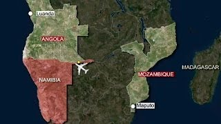 33 morts dans un crash d'avion en Namibie
