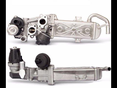Volkswagen 1.6 tdi egr valve cleaning