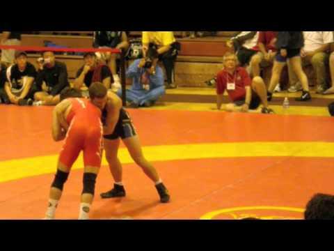 2009 Canada Cup: 66 kg Ali Emkani vs. Heinrich Barnes