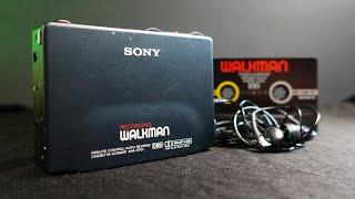 Walkman pinch roller repair and headphone adaptor