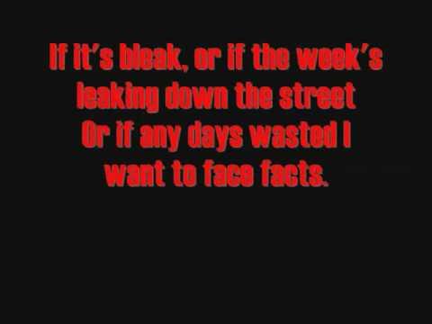 The Streets - Everything is borrowed (Lyrics)