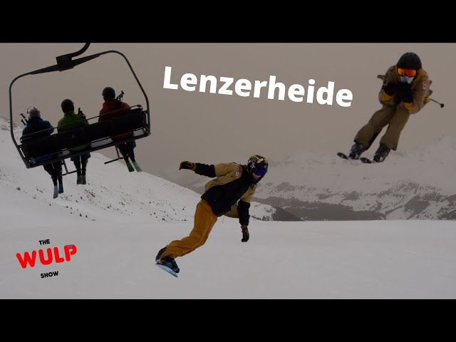 Ski Weltcup Lenzerheide 2021| Pfadi Wulp TV