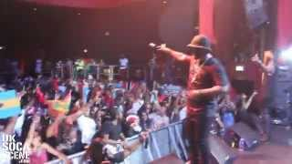 Bunji Garlin & Fayann Lyons FACEOFF Live in London