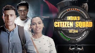 India's Citizen Squad | Get Trained by Ex-Military Specialists | Call For Entry | Veer by Discovery