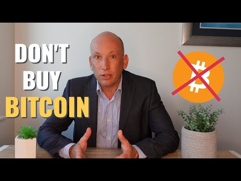 Why Bitcoin Is A Bad Investment