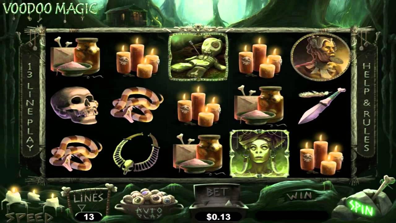 Spiele Voodoo Magic - Video Slots Online