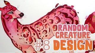 unholy animal combinations the best creature design method