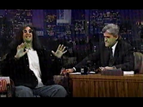 Howard Stern on Jay Leno (1995-11-30)