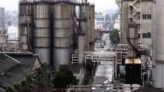 ユニチカ工場 Unitika factory