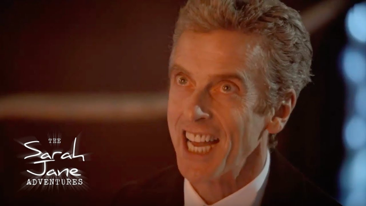 Download Doctor Who: Capaldi Era Pre-Titles Sequence - The Sarah Jane Adventures Style