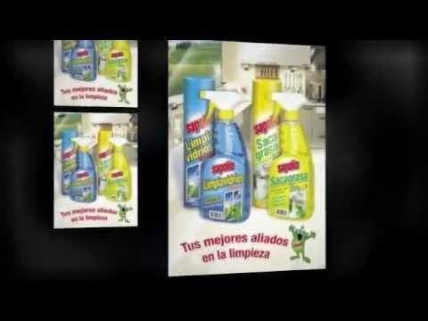 Productos de limpieza detergentes desinfectantes for Anuncios de limpieza