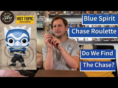 Download Avatar The Last Airbender The Blue Spirit Hot Topic Exclusive Funko Pop Chase Roulette