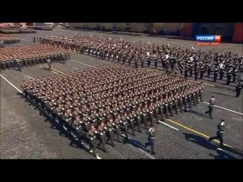 Russian Army Parade 2013
