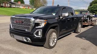 First Owner Tow Video & 2k mile update All New 2019 GMC Sierra 1500 Denali