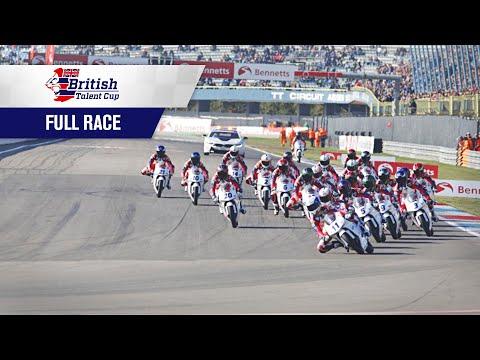2018 British Talent Cup (Live) Round 5: Race 2 – TT Circuit Assen